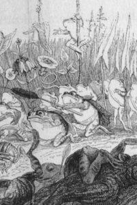Fig.30 Grandville Rospo